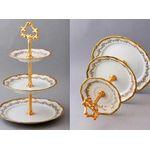 Горка БАРОККО ЗОЛОТО-202 от Bavarian Porcelain