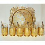 Чайный набор на шесть персон от Zlatoust