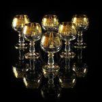 Хрустальные бокалы для коньяка CREMONA от Migliore