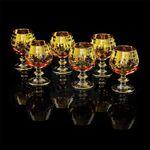 Набор бокалов для коньяка DINASTIA AMBRA от Migliore