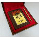 Набор Ежедневник, ручка украшенная от Zlatoust